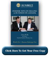 selling a business in Canada