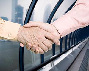 Les courtiers d'entreprises aident les acheteurs et les vendeurs