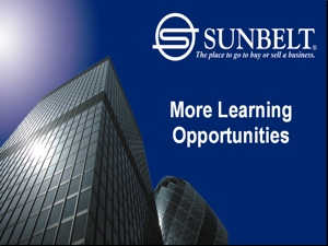 More learning opportunities at Sunbelt Canada offices