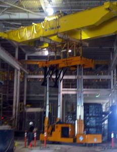 Crane, Rogers Material Handling